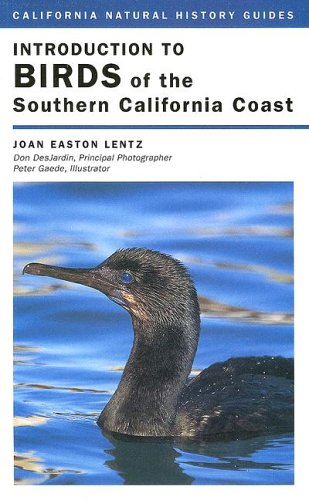 Cover of Introduction to Birds of the Southern California Coast