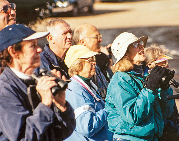 Photo of Bird class, Santa Ynez Valley, 2005